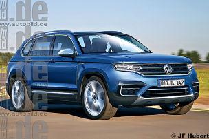 VW Passat SUV