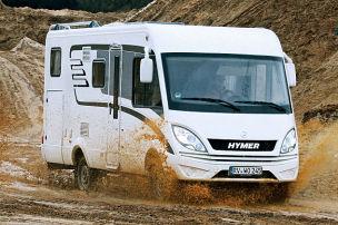 Allrad-Camper f�rs Grobe