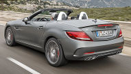 Mercedes-AMG SLC 43 (2016): Fahrbericht