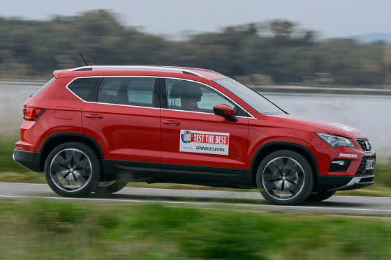 suvs im test seat ateca trifft auf vw tiguan. Black Bedroom Furniture Sets. Home Design Ideas