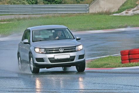 VW Golf, Sommerreifen-Test