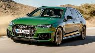 Audi RS 4 Avant B9 (2017): Test