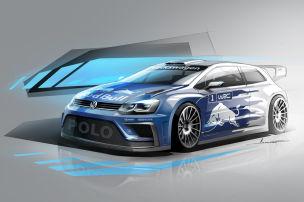 Rallye-WM: VW Polo R WRC