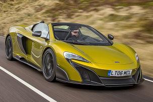 McLaren �ffnet den 675LT