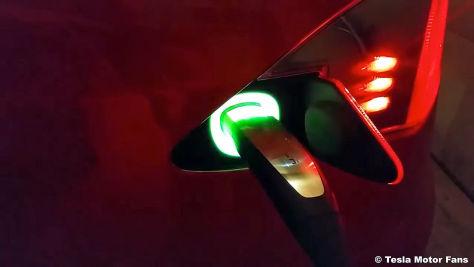 Tesla Model S: Update mit Easteregg