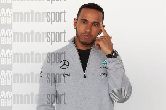 Mercedes-Star will mehr Titel als Schumi