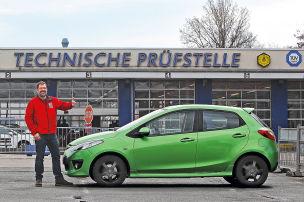 Mazda2 (Typ DE): Gebrauchtwagen-Test