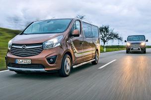 Opel Vivaro Free/Free Style: Wohnmobil-Test