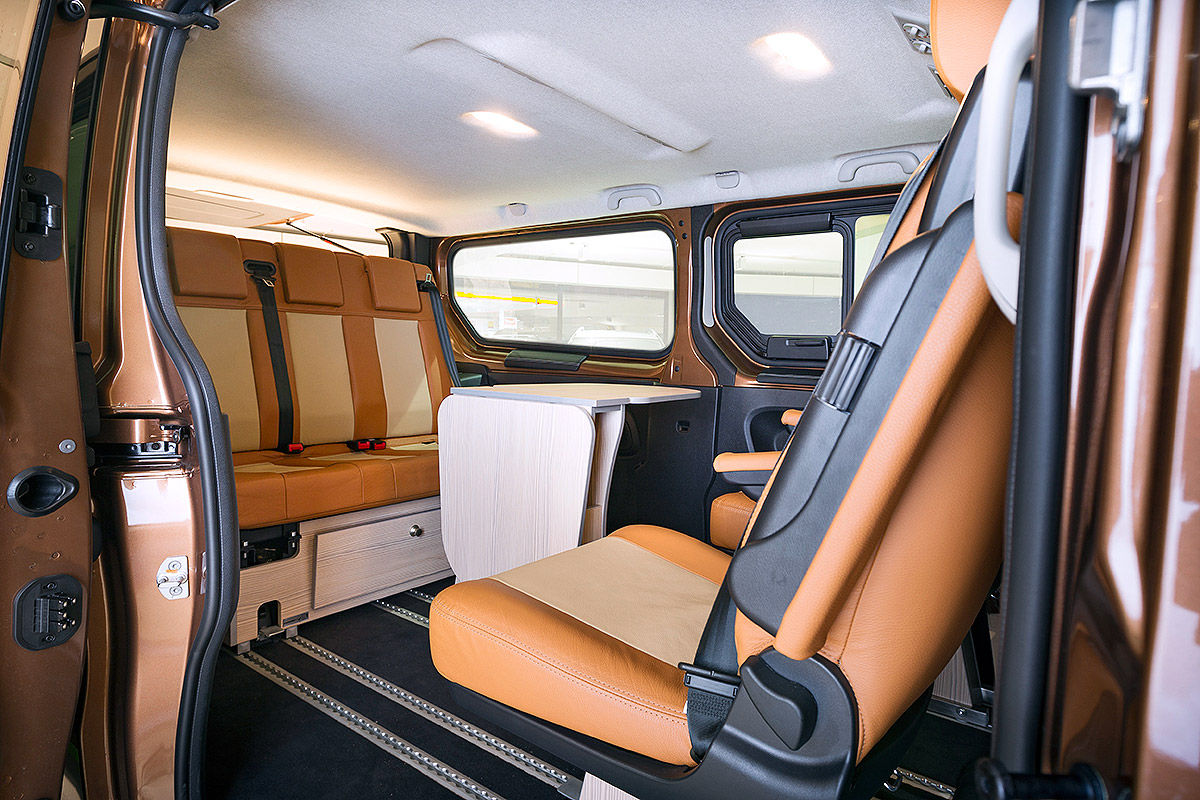 opel vivaro free und free style im wohnmobil test bilder. Black Bedroom Furniture Sets. Home Design Ideas