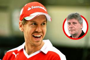 Danke, Sebastian Vettel!