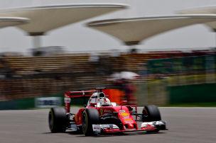 Ferrari fordert Mercedes