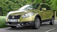 Suzuki SX4 S-Cross: 100.000-Kilometer-Dauertest