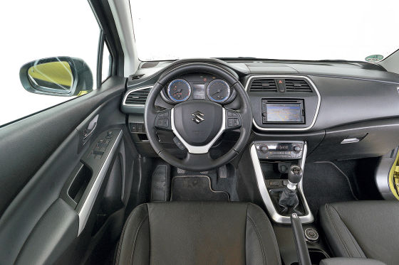 Suzuki SX4 S Cross