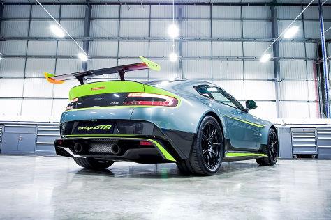 Aston Martin Vantage GT8 (2016): Vorstellung