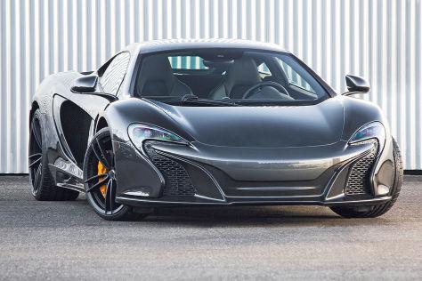 Gemballa GT auf Basis McLaren 650S