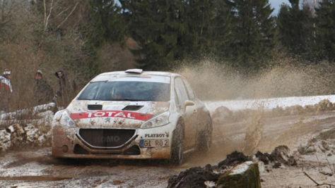 DRM: Rallye-Fest in Hessen