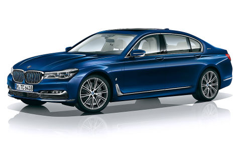 "BMW Individual 7er ""The Next 100 Years"" (2016): Vorstellung"