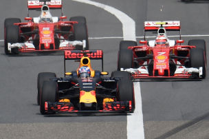 Ricciardo nicht zu haben!
