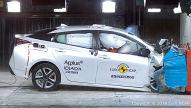 Toyota Prius (2016): Euro-NCAP-Crashtest