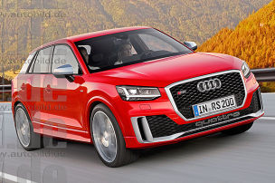 Audis kleinstes RS-Modell