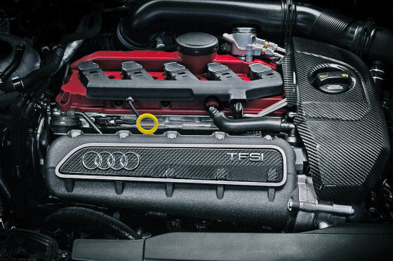 Audis kleinstes RS-Modell
