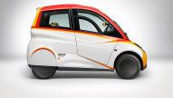 Shell Konzeptfahrzeug: Peking Auto Show 2016