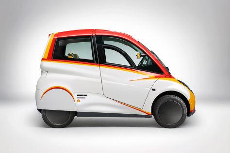 Shell Konzeptfahrzeug (Peking Motor Show 2016): Vorstellung