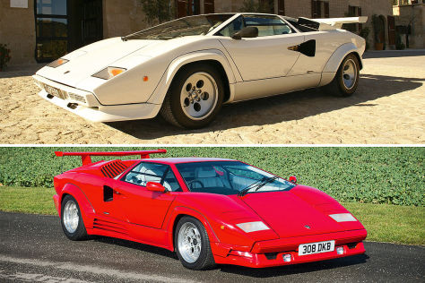 Lamborghini Countach: Auktion
