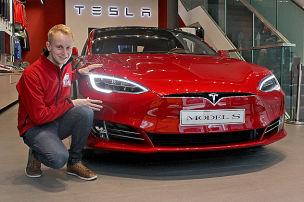 Das ist neu am Model S