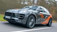 Racechip Porsche Macan Turbo: Test
