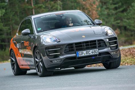 Racechip Porsche Macan Turbo