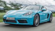 Porsche Cayman im Test (2016): Fahrbericht