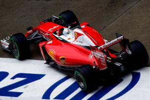 Vettel bekommt neuen Motor
