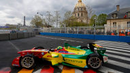 Formel E: Deutsches Team siegt in Paris