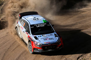 Rallye Argentinien: Hyundai gewinnt
