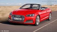 Audi A5/S5 Cabrio (2017): Vorschau