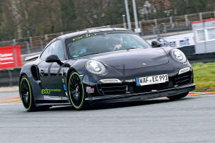 Edo Competition 911 Turbo S Blackburn