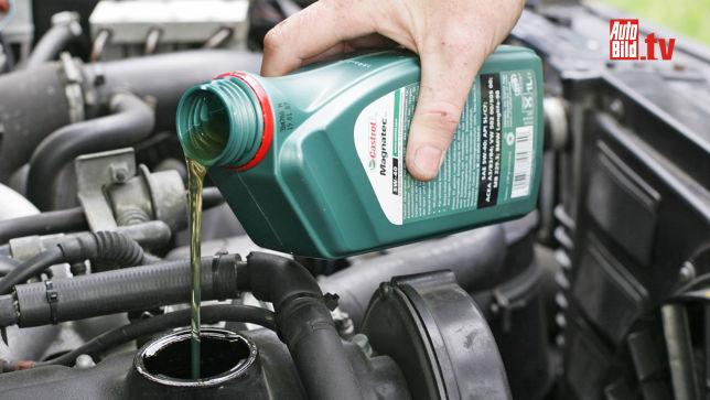Ölwechsel selber machen