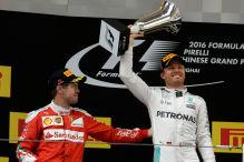 Vettel adelt Rosberg