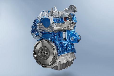 Ford EcoBlue: Neuer Dieselmotor
