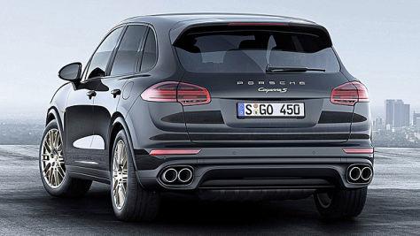 Porsche Cayenne Platinum Edition: Vorstellung