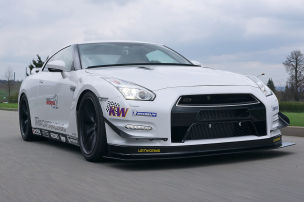 Importracing Nissan GT-R GT 850 (2016) im Test: Fahrbericht