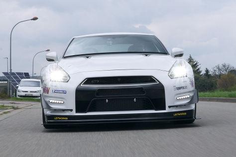 Importracing Nissan GT-R GT850 (2016) im Test: Fahrbericht