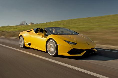 Auto-Fakten: Hundert Jahre Lamborghini