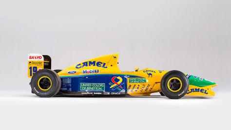 Benetton-Ford B191/191B: Auktion