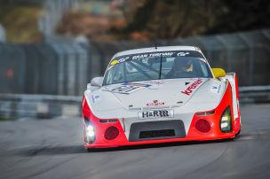 VLN: Blickfang Kremer-Porsche