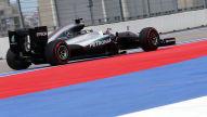 Formel 1: Hamilton Tagesschnellster