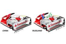 Neuer Frontfl�gel f�r Vettel