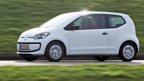 VW Up: Gebrauchtwagen-Test