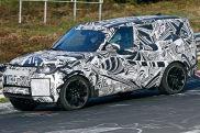 Land Rover auf Diät